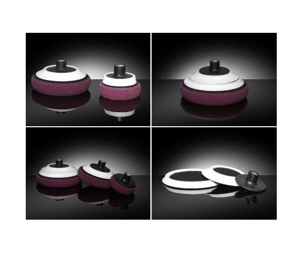 Набор платформ разного диаметра iQ-PAD 3-in-1 Backing Pad 76/125/150mm Scholl Concepts