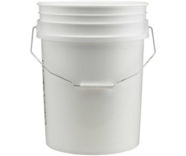 Детейлинг-ведро для мойки Bucket 19 L, White  Grit Guard