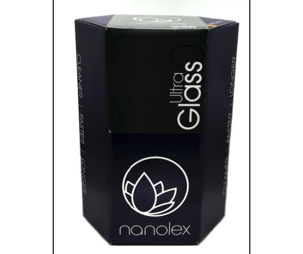 """Набір для правильного нанесення покриття """"Антидощ"""" Nanolex Ultra Glass Sealant SET"""