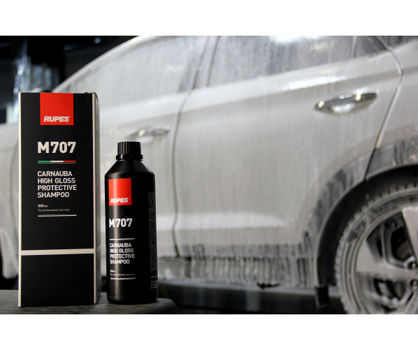 M707 Carnauba High Gloss Protective Shampoo