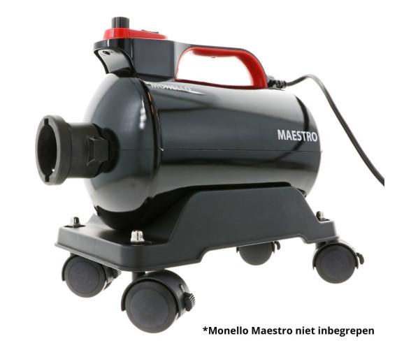Maestro Car Dryer and Wheel Base Monello