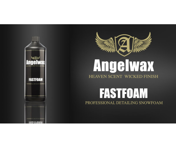 Fast Foam 1000ml Angelwax