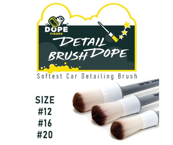 Диски Detail Brush Dope - 3-pack,  фото