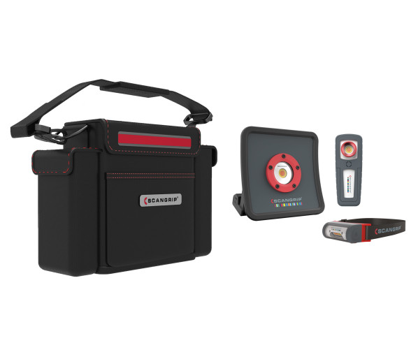 Набор приборов освещения Detailing Kit Essential