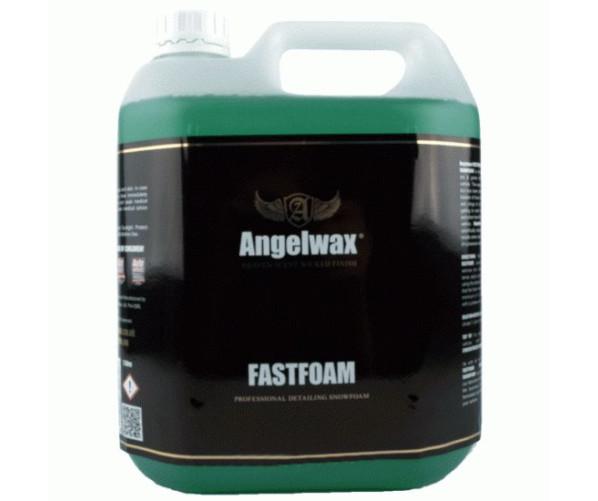 Шампунь для деликатной очистки авто Fast Foam Gallon