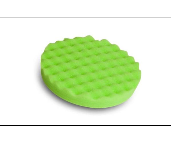 Ультрафінішний полірувальний круг Foam Pads Finishing green 150mm