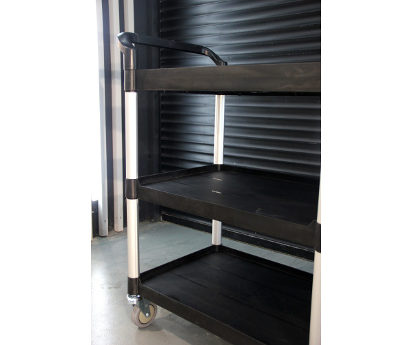 Мобильная тележка для инструментов Multipurpose trolley with 3  floors