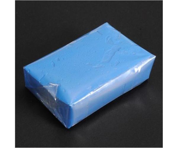 Clay Bar Medium 100 gr, Blue  Angelwax