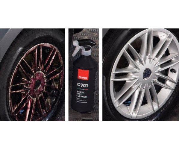 Диски C701 Wheel Fast Cleaner 1000 мл,  фото