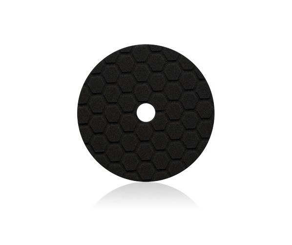 Ультрафінішний полірувальний круг Foam Pad Ultra Finish 135mm, Black