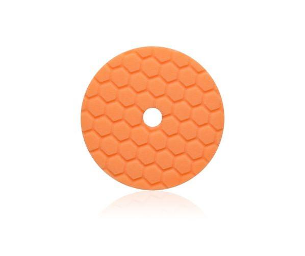 Полірувальний круг середньої абразивності Foam Pad Medium 135mm, Orange