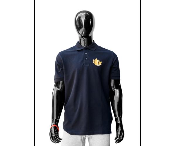 Брендове поло Microfiber Poloshirt Black- M