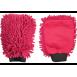 """Рукавиця для миття автомобіля 2 в 1 Washing glove Microfiber """"Rasta"""""""