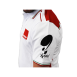 BigFoot Polo Racing White/Red L
