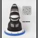 Планетарная полировальная машинка двойного действия Mille LK900E/STD