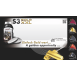 S3 Gold XXL 5 kg Scholl Concepts
