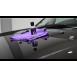 Универсальная микрофибра Microfiber Cloth 40x40 cm, purple