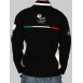 BigFoot Sweatshirt Black Line M
